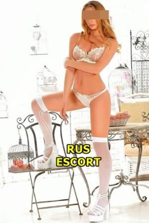 Yenibosna Rus Escort Anna